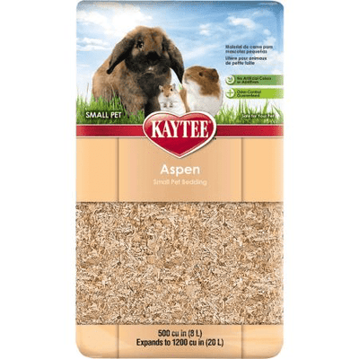 Aspen Bedding (Kaytee) - Allans Pet Center