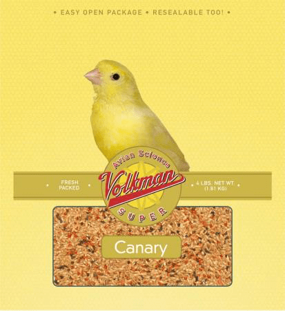Volkman Canary Seed 2lb
