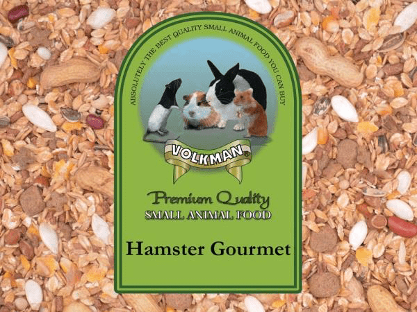 Hamster Gourmet 4LB (volkman) - Allans Pet Center