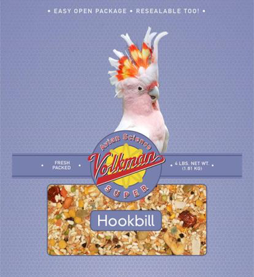 HookBill Food (volkman) - Allans Pet Center