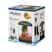 Aqueon LED Mini Cube 1.6 Gallon - Allans Pet Center