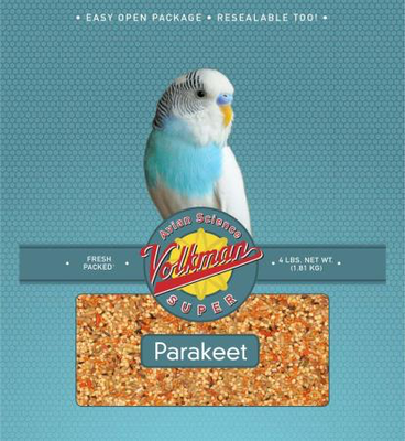 Parakeet Seed (volkman) - Allans Pet Center