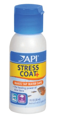 API Stress Coat + - Allans Pet Center