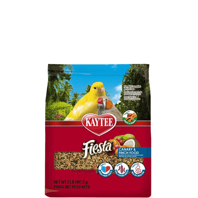 Fiesta Canary Food 2LB (Kaytee) - Allans Pet Center