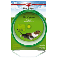 Silent Spinner Rodent Wheel (kaytee) - Allans Aquarium And Pet Center