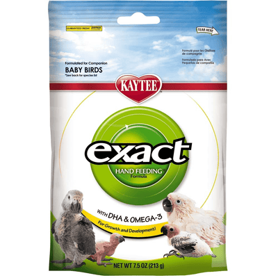 Exact hand feeding formula (Kaytee) - Allans Pet Center