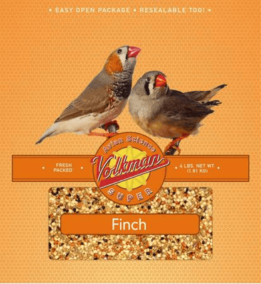 Finch Seed (volkman) - Allans Pet Center