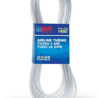 Aquarium Air Line Tubing 25' - Allans Pet Center