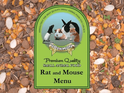 Rat & Mouse Menu 3LB (volkman) - Allans Pet Center