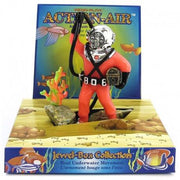 Action-Air air powered aquarium ornament (Diver with Hose) - Allans Pet Center