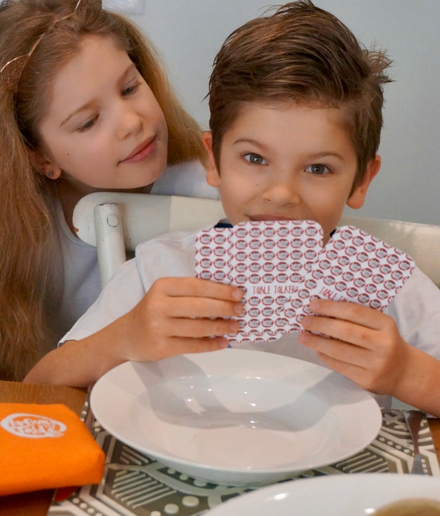 Helping busy parents make the most of mealtimes with their family