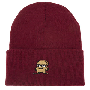 Burgundy Choast Toque