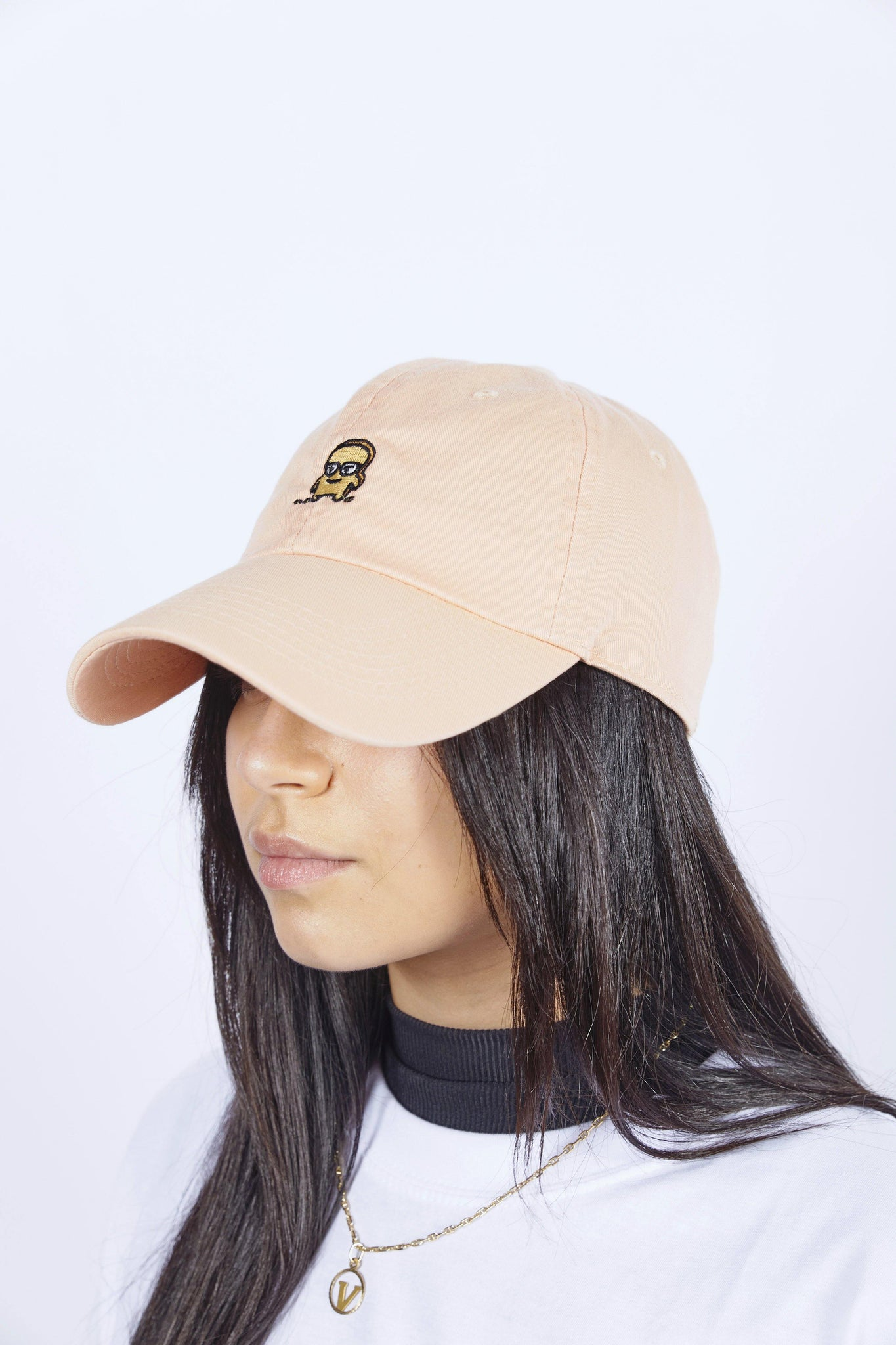 PEACH DAD HAT - Choast