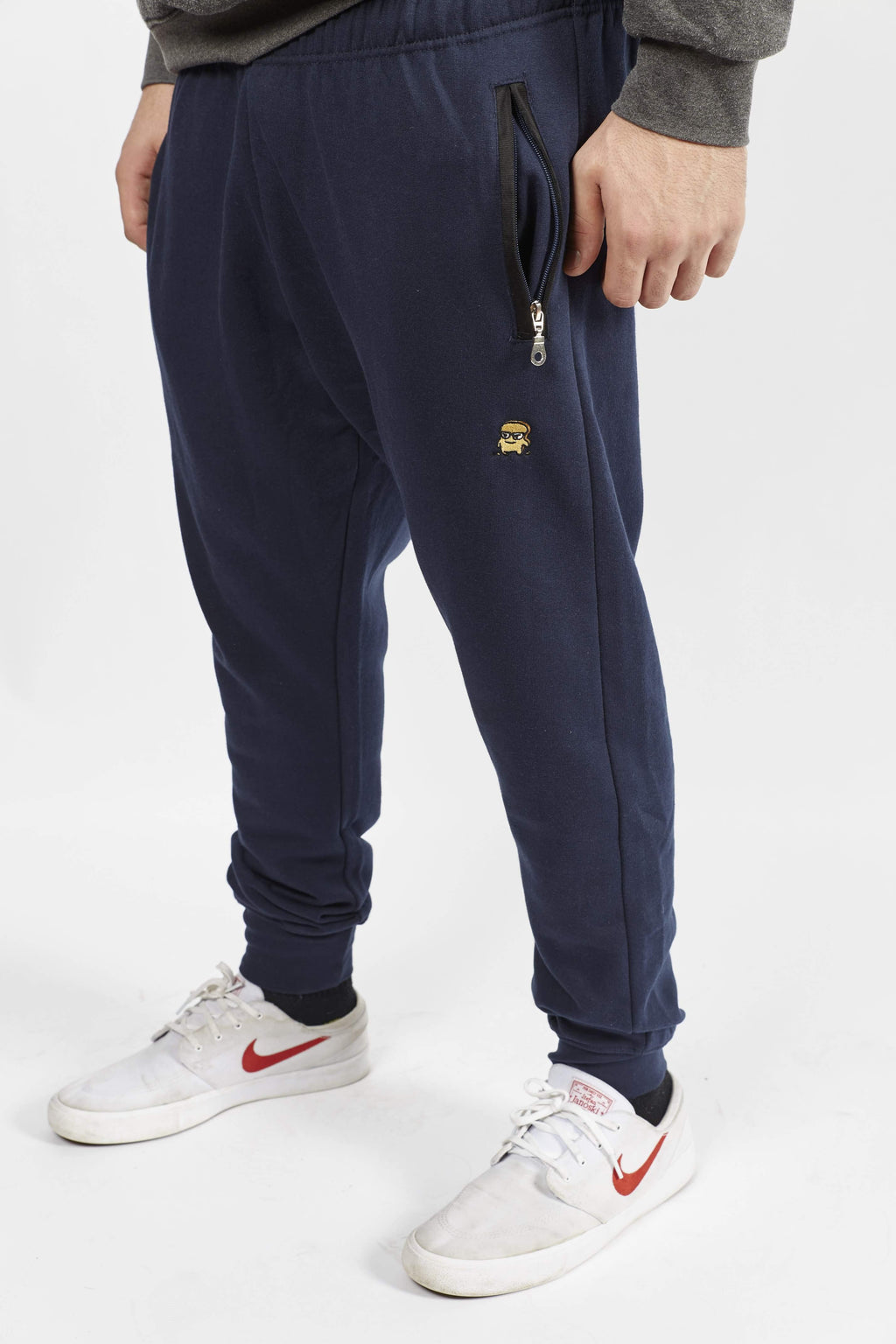 DARK BLUE CHOAST SWEATPANTS