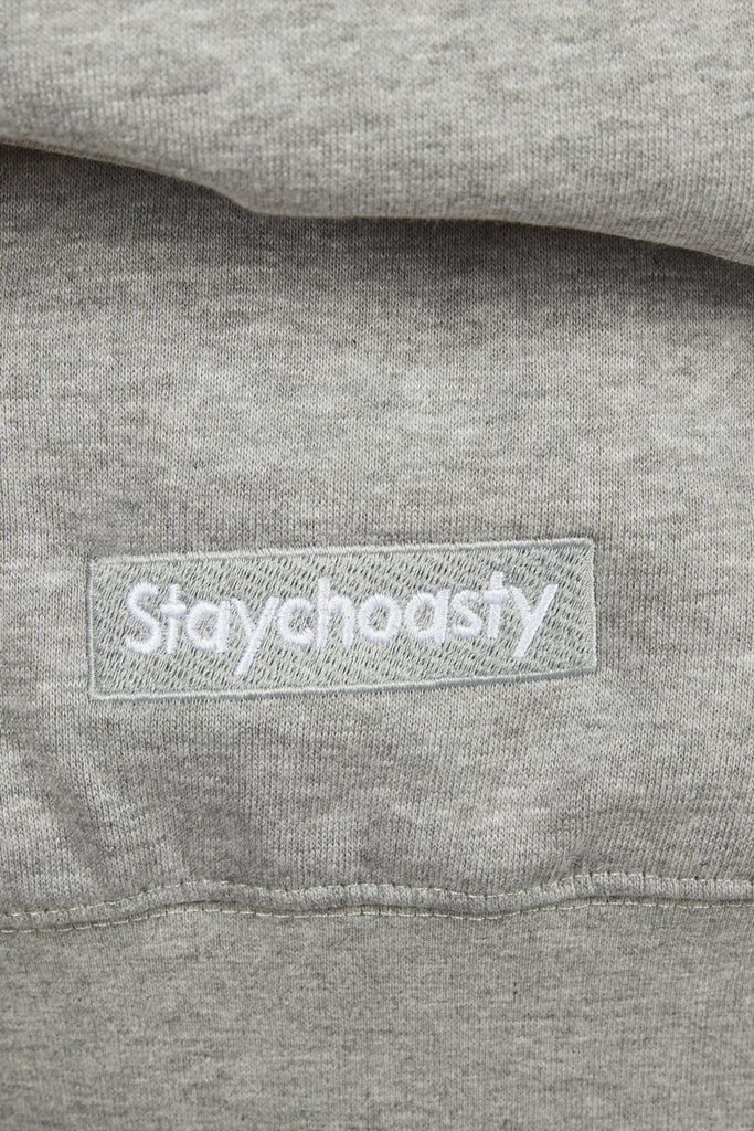 LIGHT GREY CHOODIE - Choast