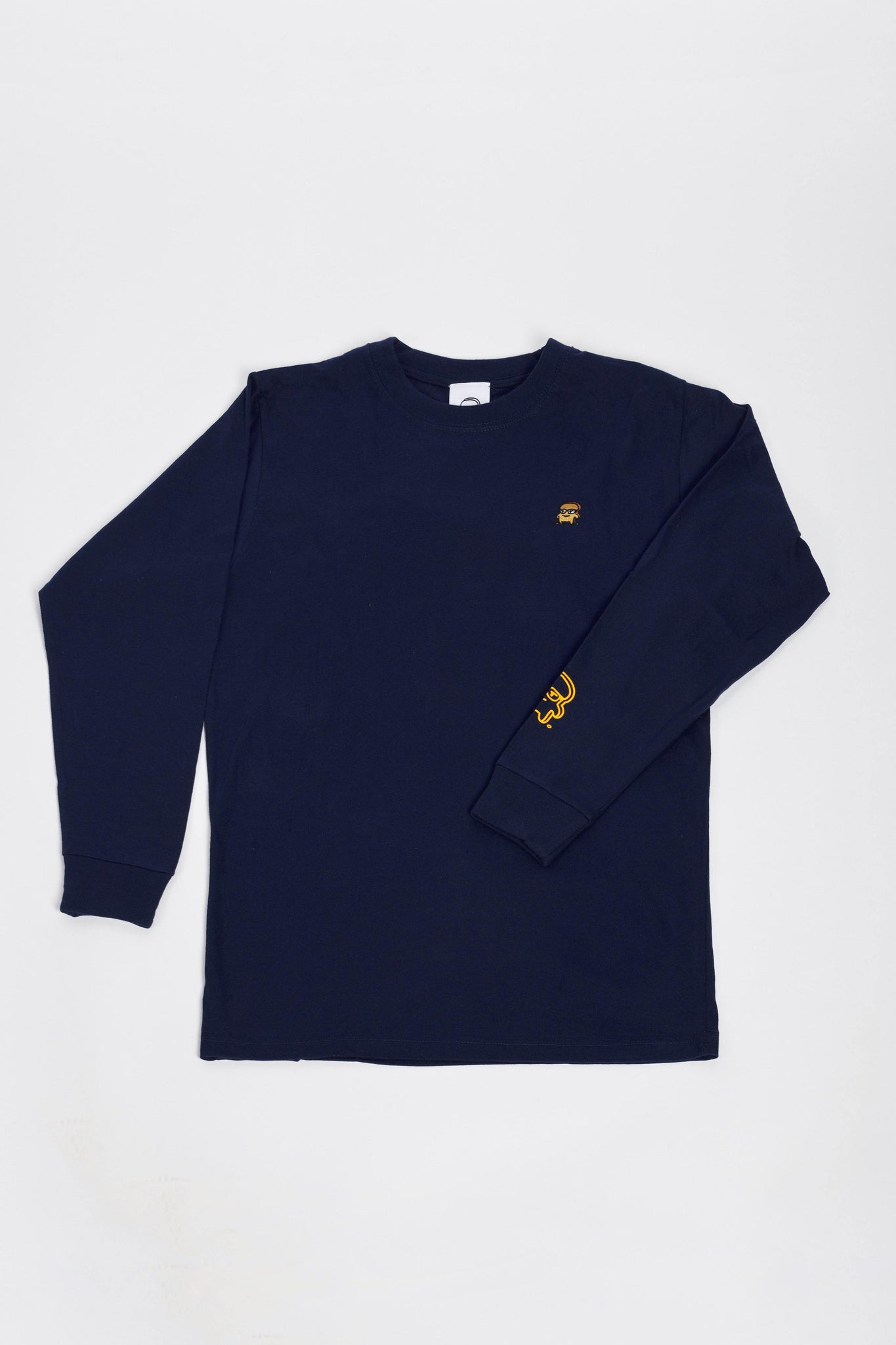 DARK BLUE LONG SLEEVE - Choast