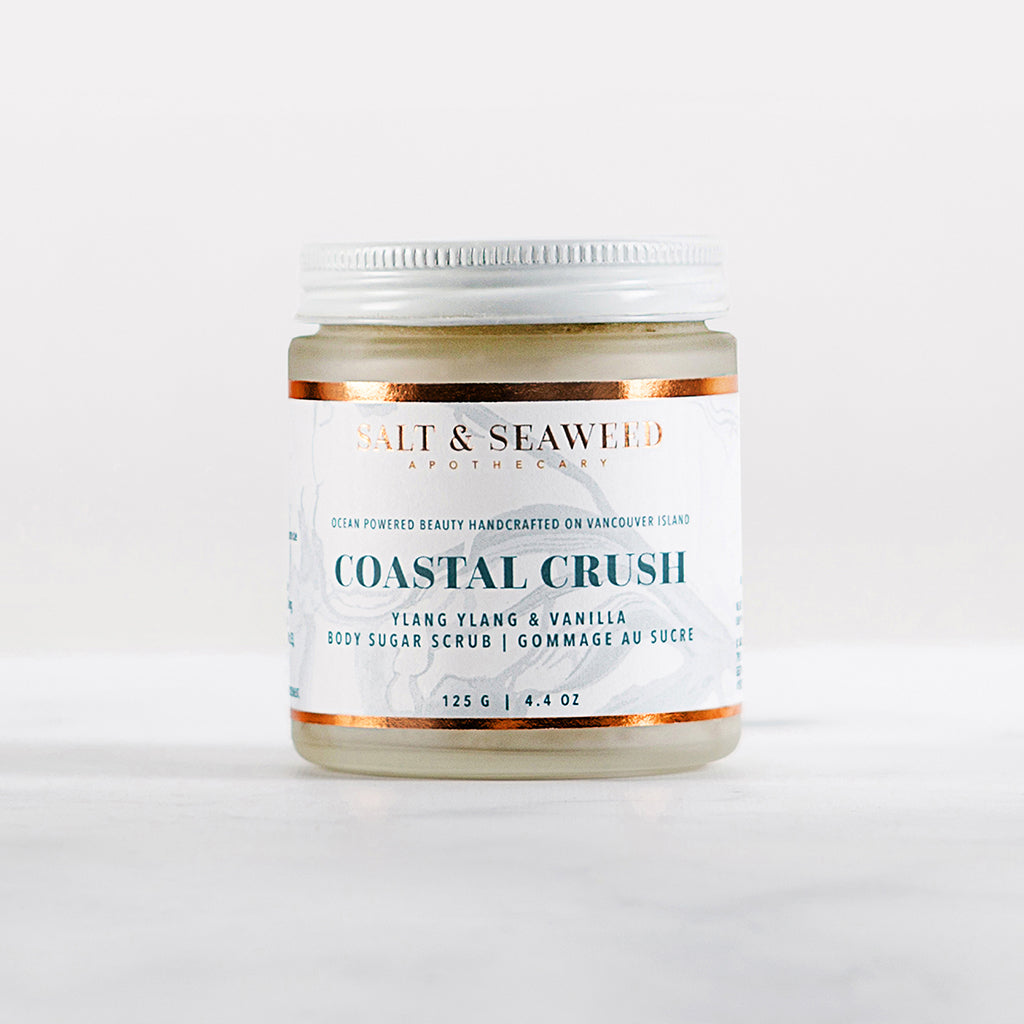 COASTAL CRUSH BODY POLISH - Salt and Seaweed Apothecary