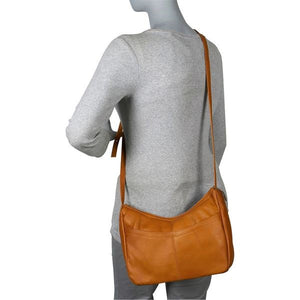 1034 - Top Zip Hobo
