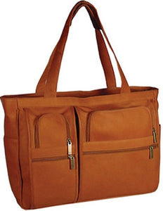 147 - Women's Multi Pocket Briefcase