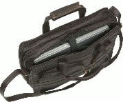 Load image into Gallery viewer, 180 - Multi Pocket Organizer Briefcase Expandible
