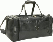 Load image into Gallery viewer, 302 - 19 Inch Multi Pocket Sport Duffel