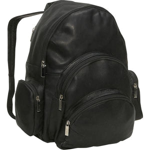 322 - Expandable Unlined Backpack