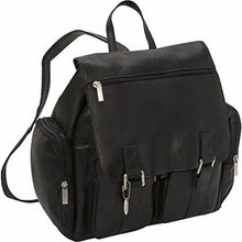 Load image into Gallery viewer, 327 Laptop Backpack w/ 2 Front Pockets