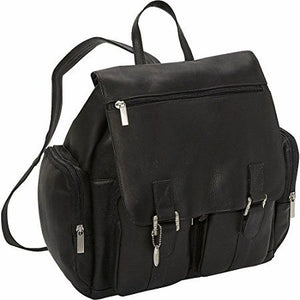 327 Laptop Backpack w/ 2 Front Pockets