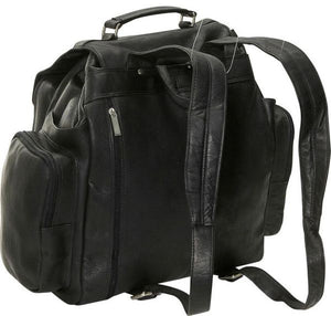 329 - Extra Large Top Handle Backpack