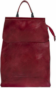 3317 FLORENTINE SMALL BACKPACK WITH FLAP OPENING