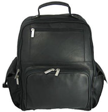 Load image into Gallery viewer, 352 - Over size Top Zip Computer Backpack