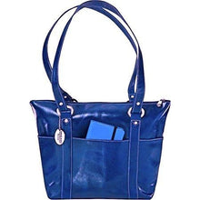 Load image into Gallery viewer, 3543 - Florentine 6 Pocket Shopper For that Italian leather look!