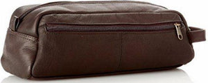 414 - Shave Kit With 3 Zipper Compartments