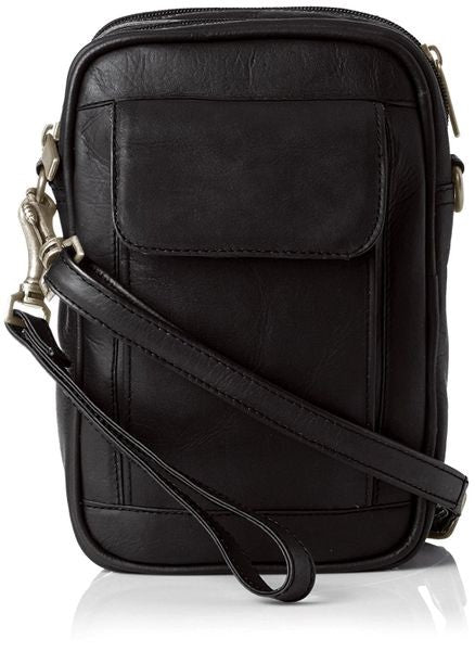 459 - CROSS BODY BAG WITH ORGANIZER