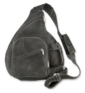 6318 - Distressed Backpack Style