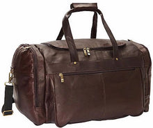 Load image into Gallery viewer, 6654  LARGE MULTI POCKT DUFFEL