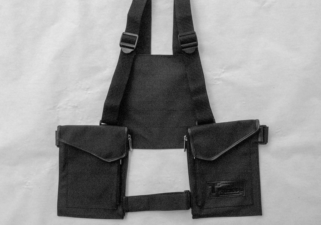 T-tracs® -Hurricane Nylon Body Holster