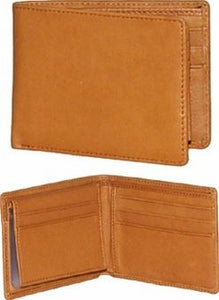 HT-02 - Pass Case Leather Wallet