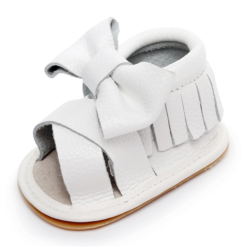 Genuine Leather Summer Baby Moccasins Shoes