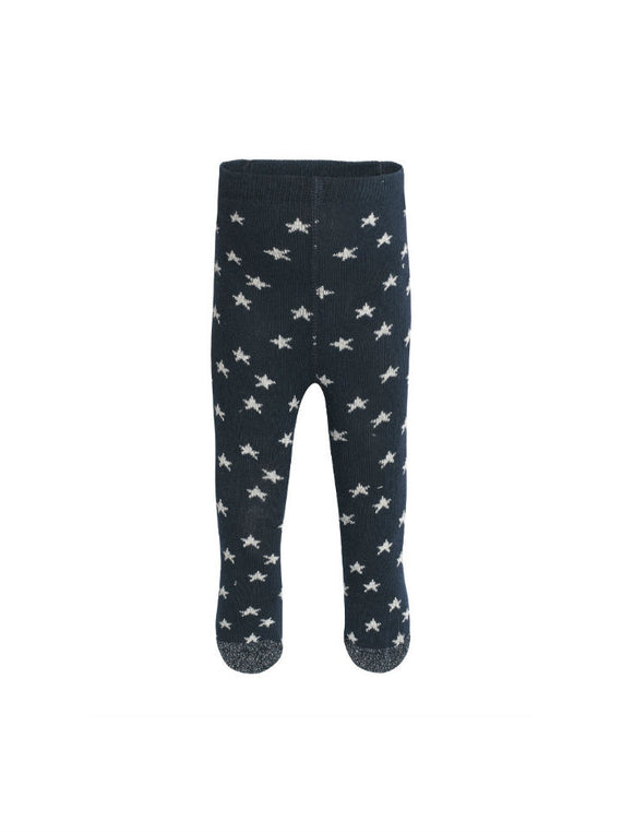 Noppies Navy Star Tights