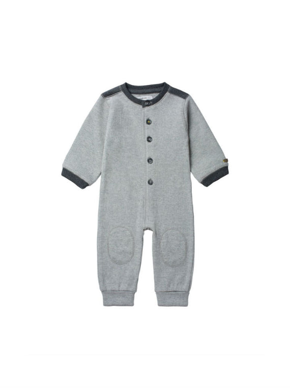 Noppies Heather Grey Playsuit