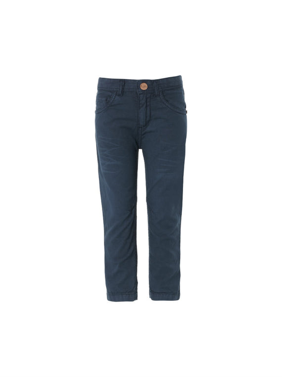 Noppies Woven Pant- Navy