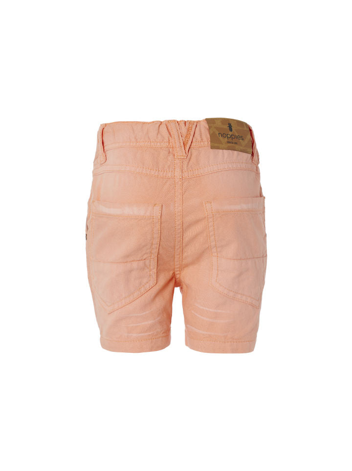 Noppies Boys Short- Orange