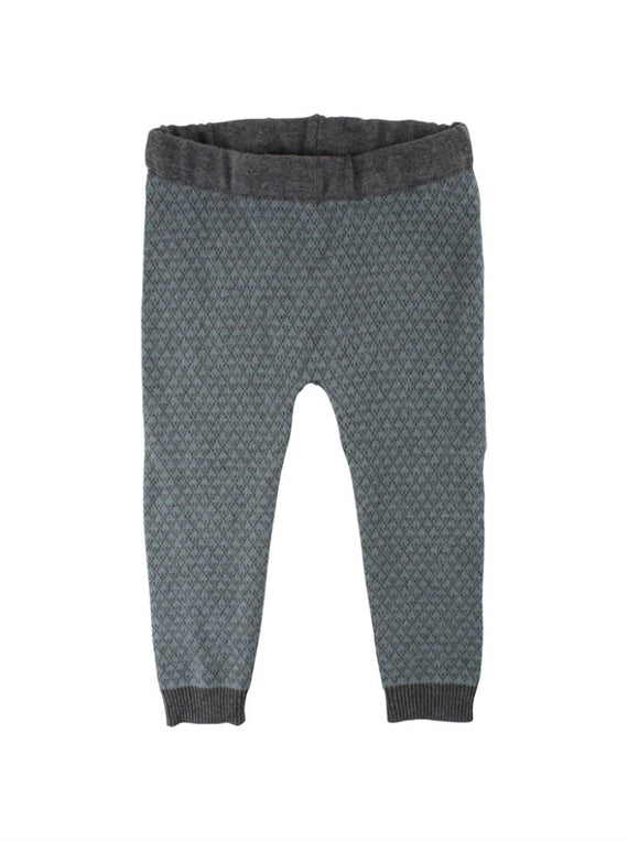 EnFant Knit Pants- Trooper