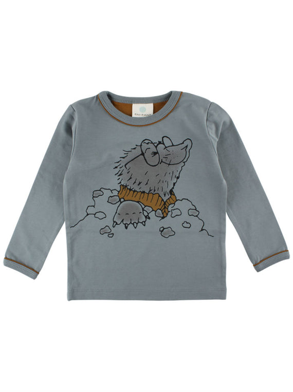 EnFant Porcupine Long Sleeve Shirt