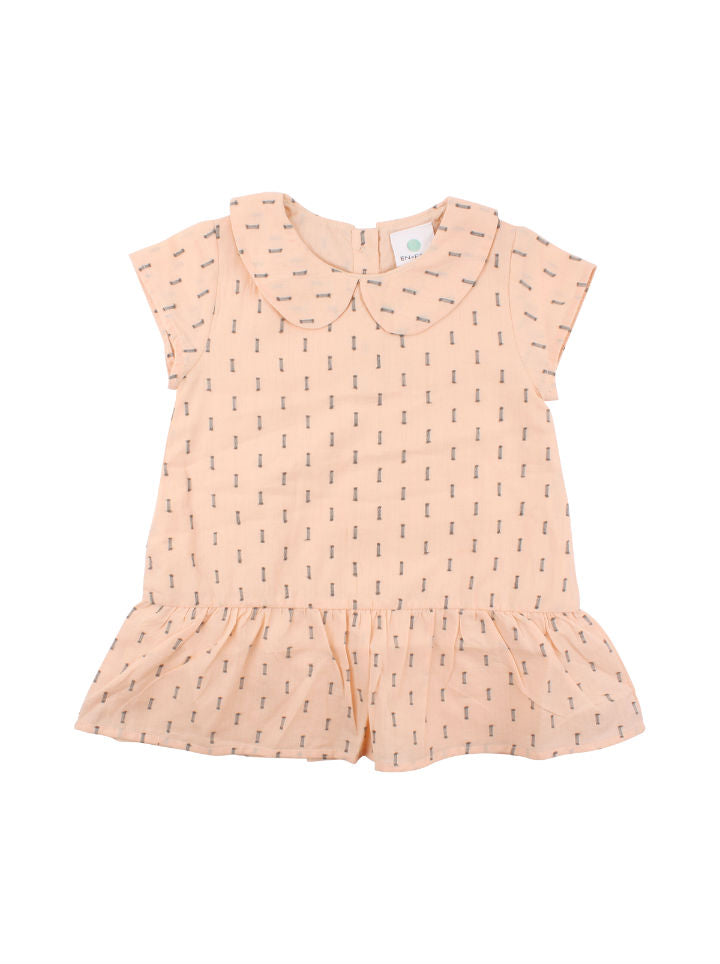 EnFant Drop Waist Dress