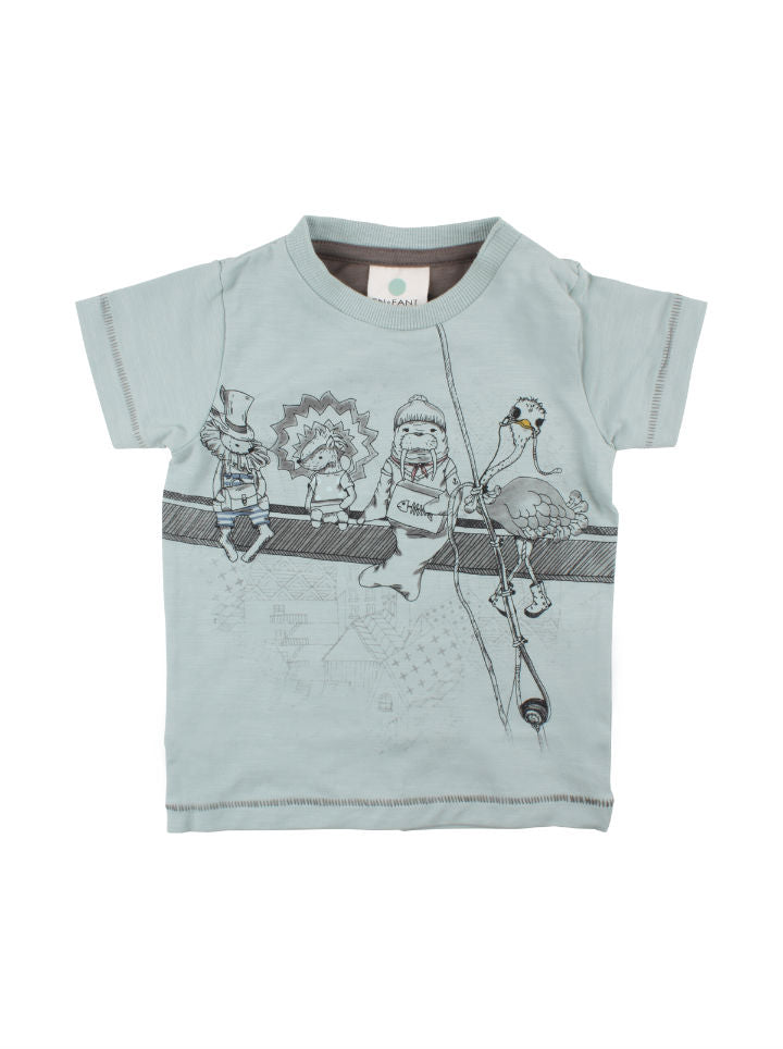 EnFant Boys 'Bridge' T-Shirt
