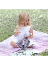 Aden and Anais Sunset Merino Muslin Security Blanket