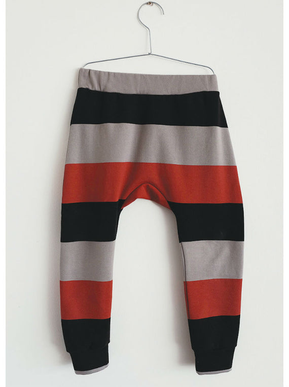 Wolf & Rita Striped Baggy Trouser