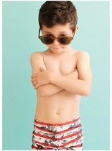 Wolf & Rita Francisco Birds Swimshort